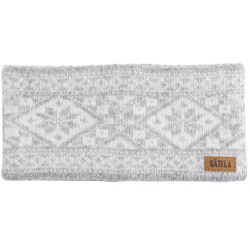 Sätila of Sweden Grace Headband silver grey